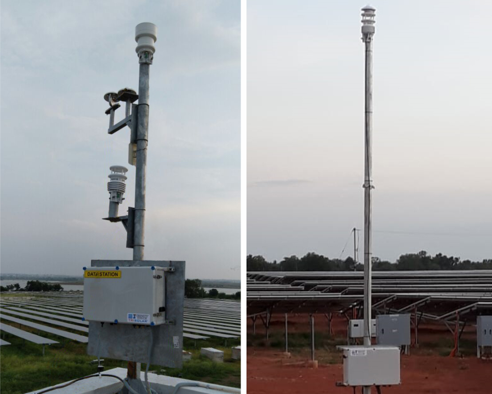 weather monitoring system